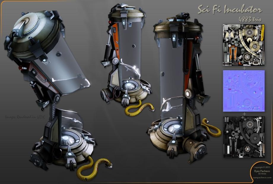 Incubator 1