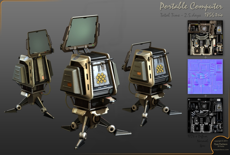 Portable Computer 1