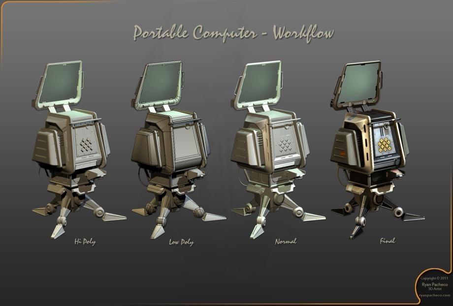 Portable Computer 2